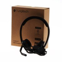 Bild Logitech USB Stereo Headset H570e