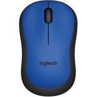 Bild Logitech M220 Silent Mouse blue