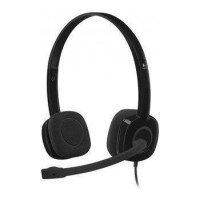 Bild Logitech USB Stereo Headset H151 black