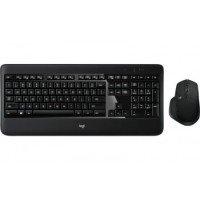 Bild Logitech Performance Keyboard and Mouse Black MX900
