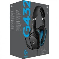 Bild Logitech G432 Gaming Headset