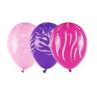 Bild Luftballons Wild Animal, 6er Beutel