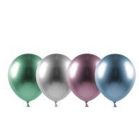 Bild Luftballons Metallic, 4er Beutel