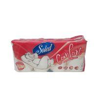 Bild Soled Comfort Toilettenpapier, 8x150 Blatt, 4-lagig