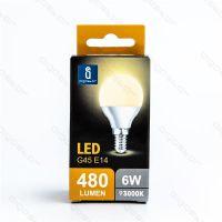 Bild LED 'Birne', 6W, E14