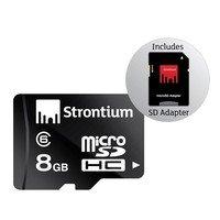 Bild MicroSD 8 GB inkl. SD Kartenadapter