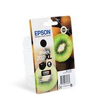 Bild Epson Druckerpatrone '202XL' schwarz 13,8 ml