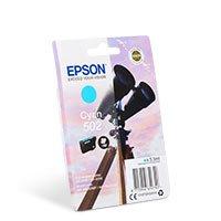 Bild Epson Druckerpatrone '502' cyan 3,3 ml