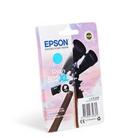 Bild Epson Druckerpatrone '502XL' cyan 6,4 ml
