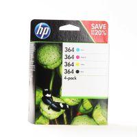 Bild HP MultiPack '364' BCMY 1200 Seiten