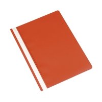 Bild Schnellhefter - A4, 250 Blatt, PP, rot