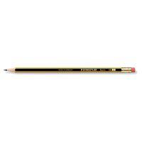 Bild Noris® Bleistift 122 mit Radiertip, HB