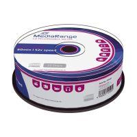 Bild CD-R Rohlinge - 700MB/80Min, 52-fach/Spindel, Packung mit 25 Stück
