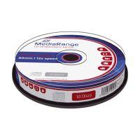 Bild CD-RW Rewritables - 700MB/80Min, 12-fach/Spindel, Packung mit 10 Stück