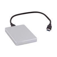 Bild externes USB 3.0 Festplattenlaufwerk - 1 TB, silber