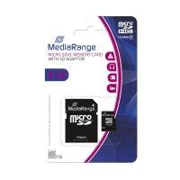 Bild Micro SDHC Speicherkarte 8GB Klasse 10 SD-Karten Adapter