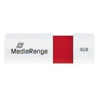 Bild USB-Speicherstick rot 4GB