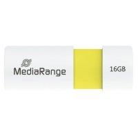 Bild USB-Speicherstick gelb 16GB