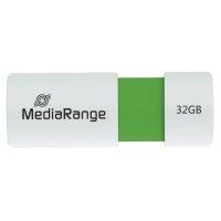 Bild USB-Speicherstick grün 32GB