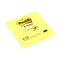 Bild Haftnotiz Z-Notes, 76 x 76 mm, 70 g/qm, gelb, 100 Blatt