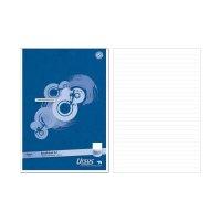 Bild Briefblock - A4, 50 Blatt, 70g/qm, 9 mm, liniert
