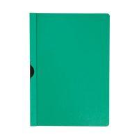 Bild Klemm-Mappe - grün, Fassungsvermögen bis 30 Blatt