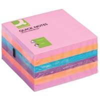 Bild Haftnotizen Quick Notes - Ultrafarben, 76 x 76 mm
