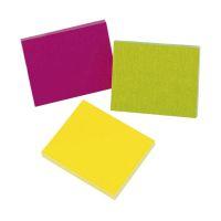 Bild Haftmarker Neon - 40 x 50 mm, 3 x 50 Streifen
