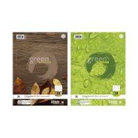 Bild Collegeblock - LIN28, A4, 100 Blatt, 70g/qm, 2 Motive sortiert