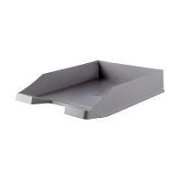 Bild Briefablage KARMA - DIN A4/C4, 100% Recyclingmaterial, öko-grau