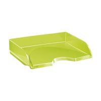 Bild Briefkorb - A4 quer, grün