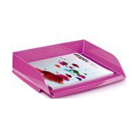 Bild Briefkorb - A4 quer, pink