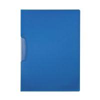 Bild Klemm-Mappe - blau, Fassungsvermögen bis 25 Blatt