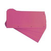 Bild Trennstreifen Duo 160 g/qm Karton - pink, 60 Stück