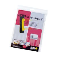 Bild Clip Plus - Abheftbügel mit Deckschiene, 10 Stück