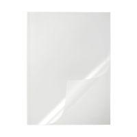 Bild Klemmschienenhülle - transparent, 1 - 100 Blatt, Hartfolie, transparent, 50 Stück