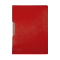 Bild Klemm-Mappe - rot, Fassungsvermögen bis 25 Blatt