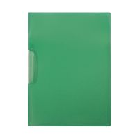 Bild Klemm-Mappe - grün, Fassungsvermögen bis 25 Blatt