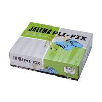 Bild Pli-Fix Abheftbügel - 90mm Metall, kunststoffummantelt, gelb/schwarz, 100 St./Pack