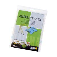 Bild Pli-Fix Abheftbügel - 90mm Metall, kunststoffummantelt, gelb/schwarz, 10 St./Pack