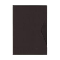 Bild Offertmappe Prestige - A4, Karton 270 g/qm, schwarz, 2 Stück