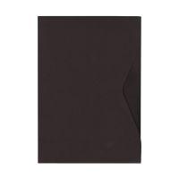Bild Offertmappe Prestige - A4, Karton 270 g/qm, schwarz, 10 Stück