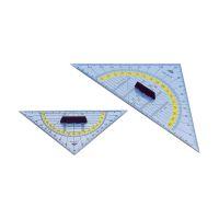 Bild Geometrie-Dreieck mit Griff, klein 160 mm