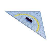 Bild Geometrie-Dreieck - 250 mm, mit abnehmbarem Griff