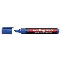 Bild 330 Permanentmarker - nachfüllbar, 1 - 5 mm, blau