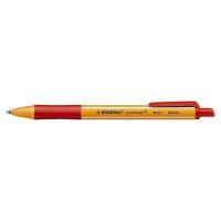Bild Kugelschreiber pointball, 0,5 mm, rot