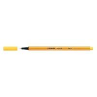 Bild Fineliner point 88®, 0,4 mm, gelb