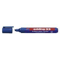 Bild 33 Brilliant paper marker - nachfüllbar, 1 - 5 mm, blau