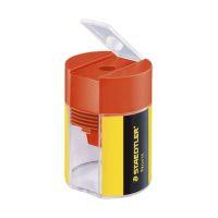 Bild Dosenspitzer Noris® 511 004 - 8,2 mm Ø, 40 x 56 x 42 mm, gelb-schwarz