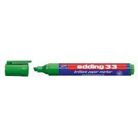 Bild 33 Brilliant paper marker - nachfüllbar, 1 - 5 mm, grün